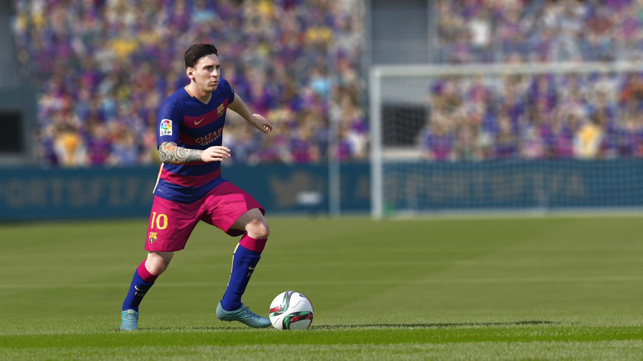 FIFA 17 realism