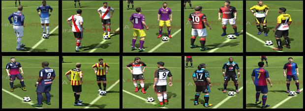 FIFA kits