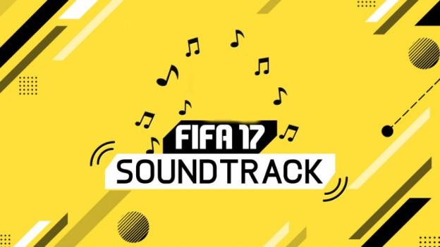 FIFA17 soundtrack