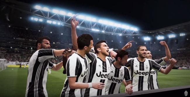 Juventus Club in FIFA 17