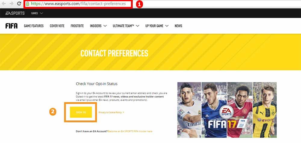 Play the FIFA 17 Beta Tips 5
