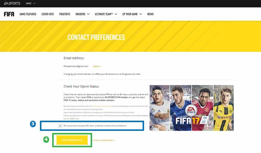 Play the FIFA 17 Beta Tips 6