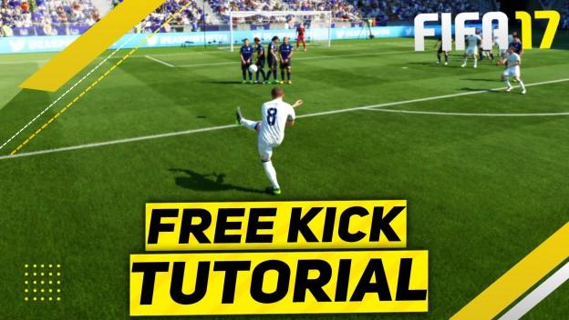 fifa 17 free kick