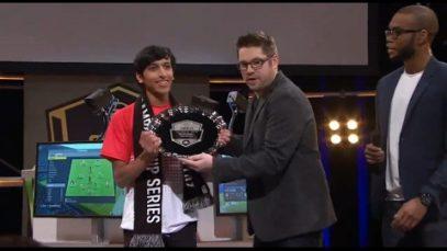 FIFA 17 Sydney Regional Champion