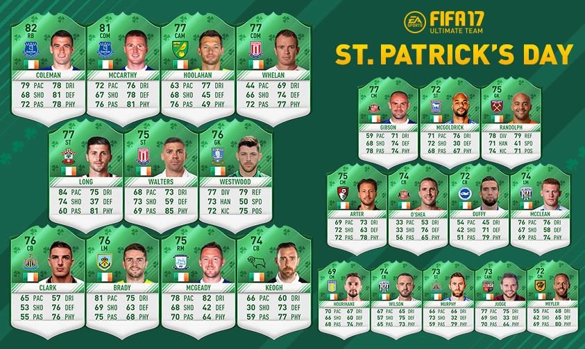 FIFA-17-St-Patricks-Day-Green-Team