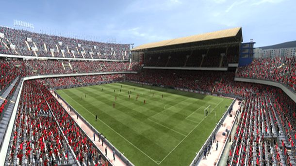 FIFA 18 stadium excluded 1