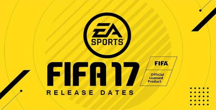 FIFA 17 Release Date in All Country